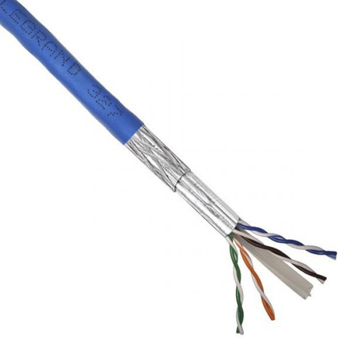کابل شبکه لگراند CAT6 نوع outdoor - SFTP