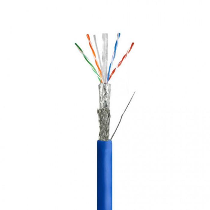 کابل شبکه لگراند CAT6 نوع SFTP با روکش LSZH