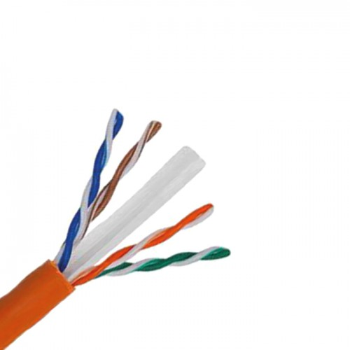 کابل شبکه نگزنس CAT6 نوع SFTP با روکش LSZH