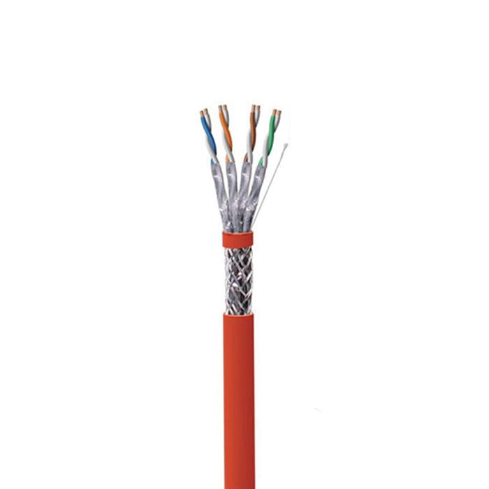کابل شبکه نگزنس CAT6 نوع SFTP با روکش PVC