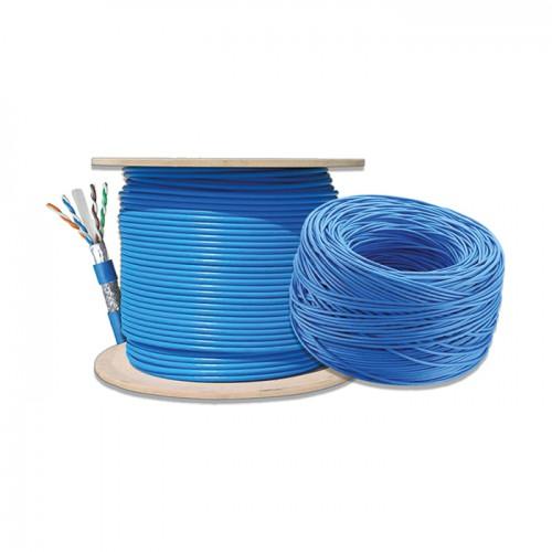 کابل شبکه لگراند CAT6 نوع SFTP با روکش PVC