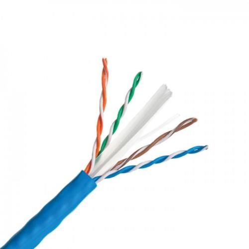 کابل شبکه CAT6 نوع UTP با روکش PVC